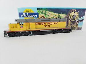 Athearn 4458 Union Pacific EMD SD40-2 Dummy Train Engine Kit HO Vintage NEW