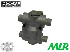 MOCAL OT/2C OIL COOLER REMOTE THERMOSTAT WITH 1/2BSP BOLT ON FITTINGS BCP