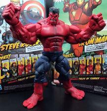 Marvel Legends The Avengers Incredible Hulk Red Hulk Loose Action Figure