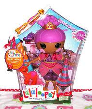 LALALOOPSY Limited Edition Sahara Mirage large doll + pet +swing tag +poster VGC