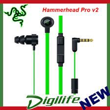 Razer Hammerhead Pro v2  Analog Gaming & Music In-Ear Headset RZ04-01730100-R3A1