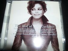 Janet Jackson Design Of A Decade (Australia) Best Of Greatest Hits CD