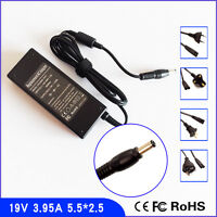 AC Power Supply Charger Adapter for Toshiba Satellite A305-S6905 A305-S6914