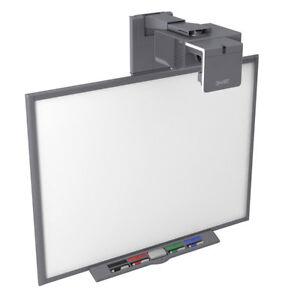 "66"" SB660 INTERACTIVE SMART BOARD AND SHORT THROW UF75 HDMI PROJECTOR WARRANTY"