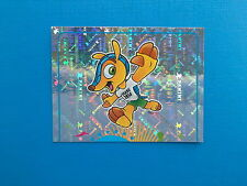 Panini World Cup Brasil 2014 n.  4 Official Mascotte
