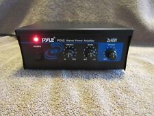 Pyle Pca2 Stereo Power Amplifier Nice!