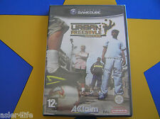 URBAN FREESTYLE SOCCER (NEW&SEALED) - GAMECUBE - Wii Compatible