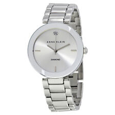 Anne Klein Silver Dial Ladies Watch 1363SVSV