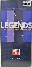 TIME LIFE MUSIC LEGENDS THE ULTIMATE ROCK COLLECTION 3 CD SET BRAND NEW SEALED