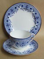 WEDGWOOD CHINA PRETTY TEA TRIO - VICTORIAN (Ref4344)