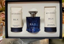 ❤️BLV NOTTE BVLGARI  Bulgari Women Set  EDP 40ml 1.3oz,+Body lotion+shower gel