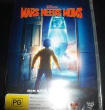 Mars Needs Moms - Disney DVD (Australia Region 4) DVD – New
