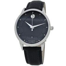 Movado 0607019 1881 39.5 mm Automatic Men's Watch - Black