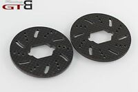 GTBracing carbon fiber brake disc for LOSI 5IVE-T LOSI 019