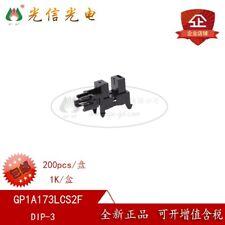 5PCS GP1S173LCS2F PHOTOINTER SLOT 5MM W//CONN GP1S173 1S173 GP1S173L 1S173L GP1S1