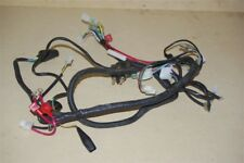 Used Wiring Harness For a MCI Riviera 50cc Scooter