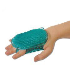 Cellulite remover/blood circulation SOFT HEAD HAIR body skin body massager glove
