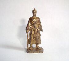 Kinder ancien en métal Metallfiguren Samurai um 1600 RP 1482 Patent n° 1 messing