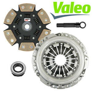 VALEO STAGE 3 PERFORMANCE CLUTCH KIT for 1999-2005 VW VOLKSWAGEN JETTA 2.0L SOHC