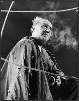 ~ Ralph Richardson Original 1950s Theater Promo Photo