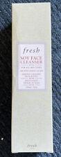 NEW! Sealed Fresh Soy Face Cleanser Full Size 5 Fl Oz 150 Ml Best Seller 3-in-1