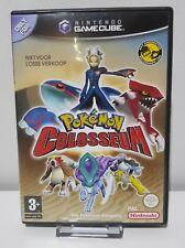 Nintendo GameCube POKEMON Colosseum OVP+Anleitung  A2027