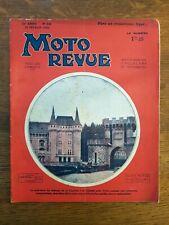 Moto Revue n°519 du 18 février 1933 - Vers un trois roues léger...