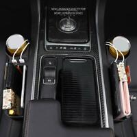Car Accessories Seat Gap Storage Bag Coins Cable Organizer Lighter USB