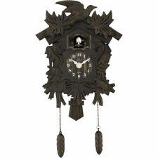 Acctim Hamburg Antique Traditional Classic Cuckoo Bronze Wall Clock
