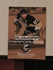 2009-10 Upper Deck Playoff Performers #PP13 Sidney Crosby