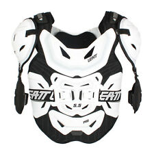 Leatt Motocross Enduro Chest Protector 5.5 Pro HD - White