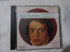 beethoven symphonie n°5 et n°2-CD
