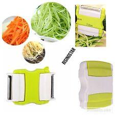 2 in 1 Peeler Grater Slicer Cutter for Vegetables Potatoes Apple Kitchen Gadget