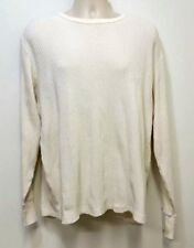 POLO RALPH LAUREN Off-White Hipster Crewneck Sweater - XXL 2XL