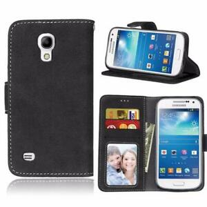 For Samsung Galaxy Models Phone Case, Cover, Wallet, Slots, PU Leather / Gel