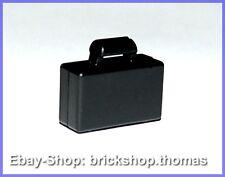 Lego Koffer schwarz - 4449 - Minifig, Utensil Briefcase Black - NEU / NEW