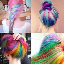 Fashion Hair Salon Washable Multi Colour Dye Pen Pens Cream Silky Crayon Safety