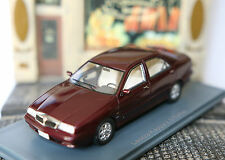 LANCIA KAPPA 2.0 TURBO 1994 DARK RED METAL NEO 44965 1/43 BORDEAUX ROUGE FONCE