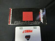 AIR FILTER KTM ADVENTURE 950/990 BIKEMASTER SUPERMOTO SUPERDURO SUPERDUKE