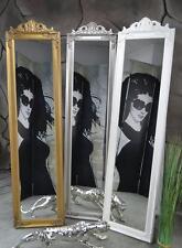 Deko-Spiegel im Antik-Stil mit mittlerer Breite (30cm-60cm) Standspiegel