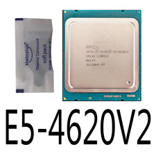 Intel E5-4620 V2 E5-4620V2 8-Core 2.6GHz 20MB LGA2011 Processor