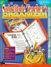 The Substitute Teacher's Organizer: A Comprehensive Resource to Make Every Teach