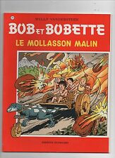 Bob et Bobette n°238. Le Mollasson malin. Ed. Standaard 1993. EO. Etat neuf