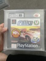 Ps1 Sealed Game Tommi Makinen Rally New PlayStation Graded 85