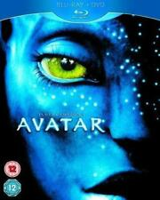 Avatar Region Code B Movie Blu-ray Discs