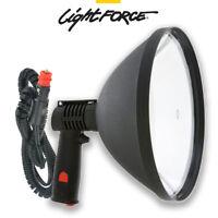 Lightforce 240 Blitz Handheld 12v 100w halogen Spot Lights 12 Cig Plug SL2406