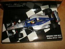 Minichamps 1/43 Minardi Ford M 01  Italian Driver 1999       MIB (11/055)