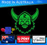 Raiders Style Decal Original Artwork  Rugby league sticker Super Supporter