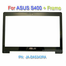 Real 14 Pantalla Táctil Digitalizador Para Asus VivoBook S400 S400CA JA-DA5343RA