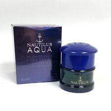 Nautilus Aqua Pour Homme EDT Spray 1 Fl. Oz. 30ml - NIB